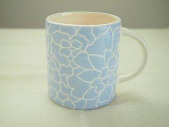 マグカップ(あじさい色)の画像