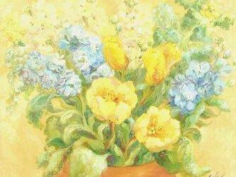 アーリースプリング・ポストカードの画像