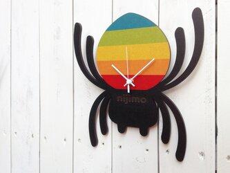 nijimo 壁掛け時計〈001〉の画像