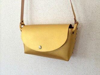 休日のバッグ(ワイド)|ゴールドペイントの画像