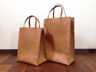 レザー紙袋【Lサイズ】の画像