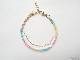 編みブレス -栄養-の画像
