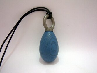 katajiya バードコール タモ青色(野鳥のさえずり)の画像