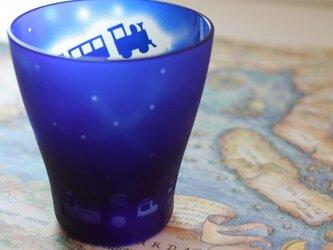 銀河鉄道の夜 グラスの画像