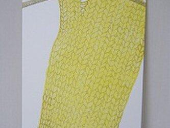 葉書〈knit-5〉の画像