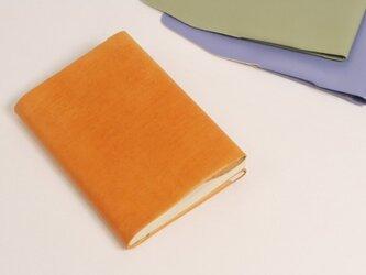 【受注製作】ブックカバー mkm (文庫サイズ)の画像
