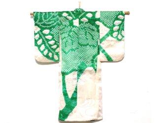 着物タペストリー【GREEN】の画像