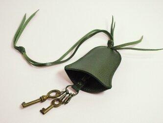 キーケース bell [グリーン]の画像