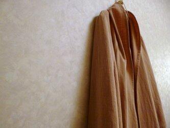 柔らかコットン くったりロングカーディガンの画像