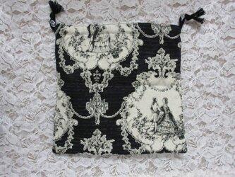 【値下げ】リーバーシブル巾着の画像