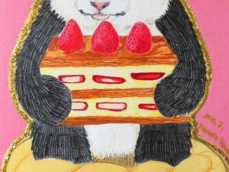 パンダドーナツの画像
