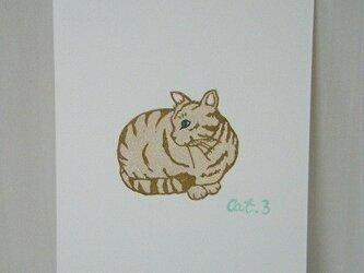 葉書〈cat③-4〉の画像