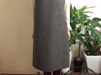MOON社ウールツィードジャンパースカートO様専用欄の画像