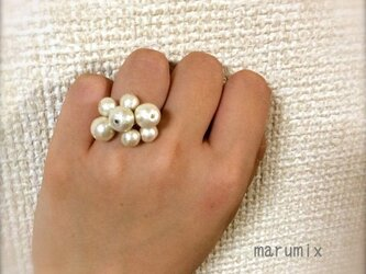 pearl pearl pearl!! ringの画像