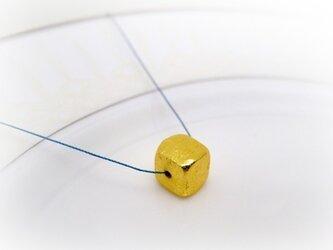 〈luminox〉 繊細な絹糸のネックレス[14kGF]の画像
