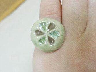 お花の指輪 02の画像
