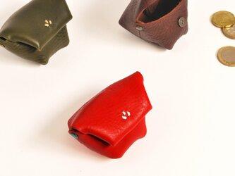 小物ケース tripod [レッド]の画像