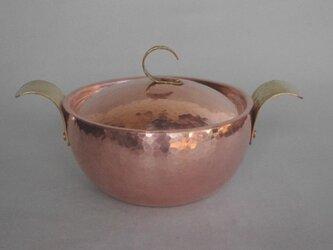 銅鍋の画像