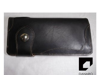 フリージアン 馬革財布 1点物の画像