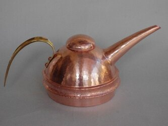 銅ケトルの画像