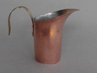 銅製ちろりの画像