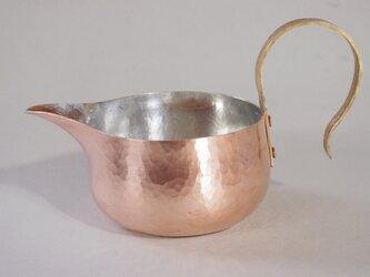 銅製片口の画像