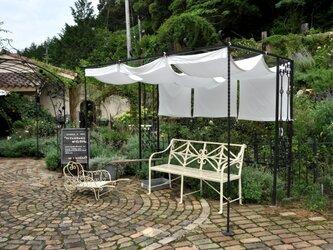 ガーデンパーゴラの画像