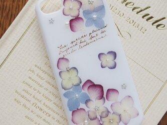 iphone6・5/5s・5c・4/4s押し花ケース【#170】の画像