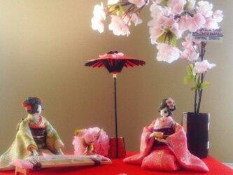 夕姫ドール 桜の画像