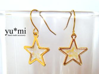 simple star*pierceの画像