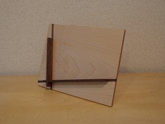 ポストカード、写真スタンドの画像