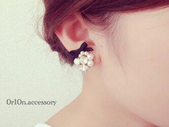 ribbon bijou pierce.の画像