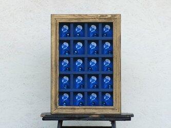 【コーネルの箱 コレクションボックス 写真立て 】の画像