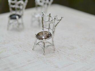 魔女の椅子(スモーキークォーツ)の画像