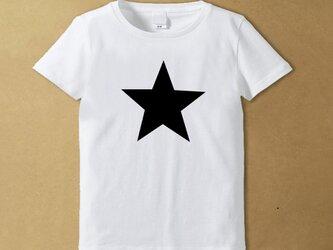 スターTシャツの画像