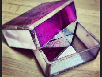 ステンドグラス BOXの画像