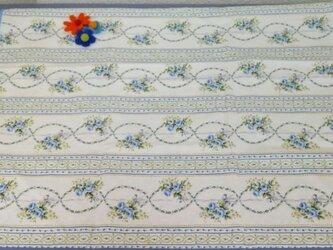 花付き SMDピロー専用枕カバーの画像