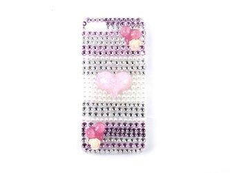 i phone5 deco caseの画像
