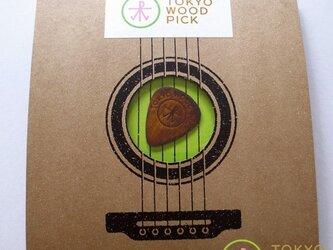 TOKYO WOOD PICK TearDrop Brownの画像