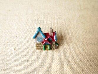 SV 赤い屋根のお家 tiny pinの画像