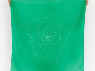 Triangles Furoshikiの画像