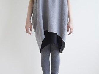 Apron(gray)の画像