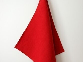 Kitchen Cloth(red)の画像