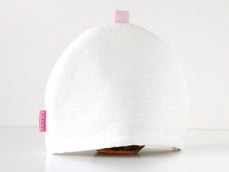 Tea Cozy(white)の画像