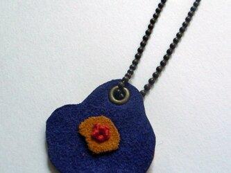 キーホルダー - flower -の画像