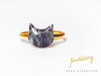 猫ピンキーリング(キジトラ)の画像