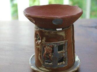 きのこ茶香炉の画像