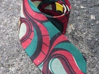 アフリカンネクタイ 1の画像