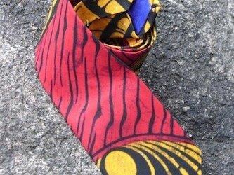 アフリカンネクタイ 5の画像
