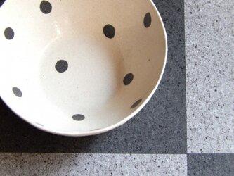 モノトーン水玉ぼうる小玉の画像